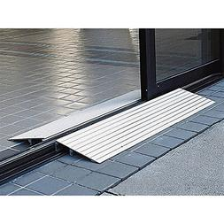 "5"" Wheelchair and Scooter Doorway Threshold Ramp"