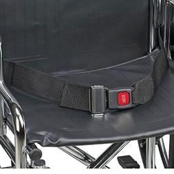 Wheelchair Seat Belt New Safety Harness Easy Attach Buckle M
