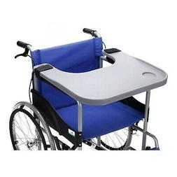 Wheelchair Lap Tray Table Accessories with Cup Holder Medica