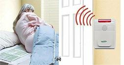 wireless bed alarm pad