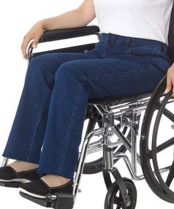 Women's Classic Designer Wheelchair Jeans by Izzy™ High Qu